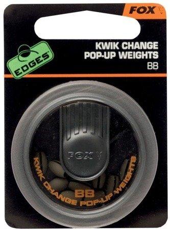 Ciężarki Fox EDGES™ Kwik Change Pop Up Weights