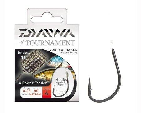 Haki z przyponami Daiwa Tournament Feeder nr 4