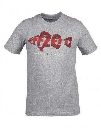 Koszulka EFFZETT PURE T-SHIRT Hypnotizing Fish XXL