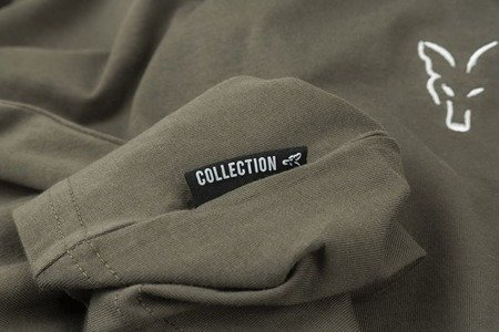 Koszulka FOX Collection Green & Silver T-shirt L