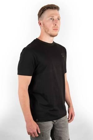 Koszulka Fox Black T-Shirt S