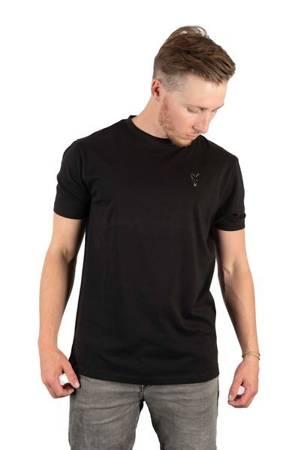 Koszulka Fox Black T-Shirt XXL