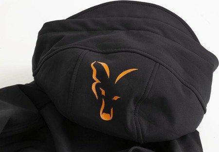 Kurtka SoftShell Fox Collection Orange & Black Shell Hoodie XXL