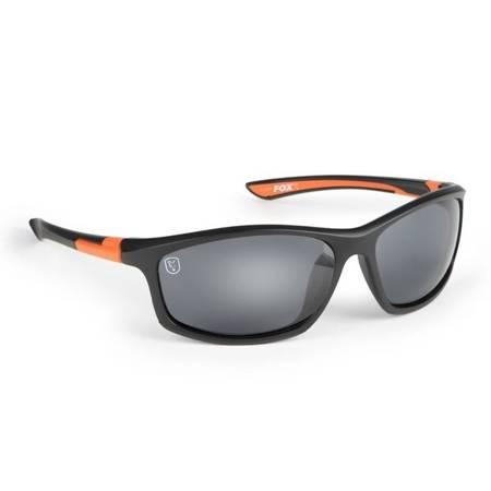 Okulary przeciwsłoneczne FOX Black&Orange Sunglasses
