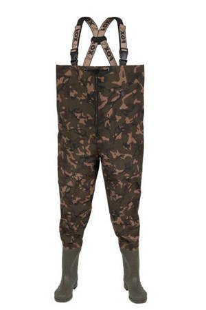 Spodniobuty Fox  Lightweight Camo Waders 44