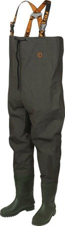 Spodniobuty Fox Lightweight Green Waders 45