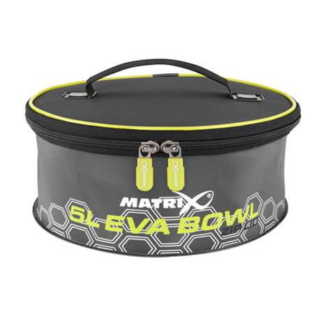 Torba zanętowa Matrix EVA 5L Zip Lid Bowl