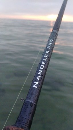 Wędka spinningowa DAM NANOFLEX PRO 3.00M / 50-100G