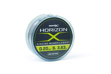Żyłka Matrix HORIZON X SINKING MONO 0,20 / 300